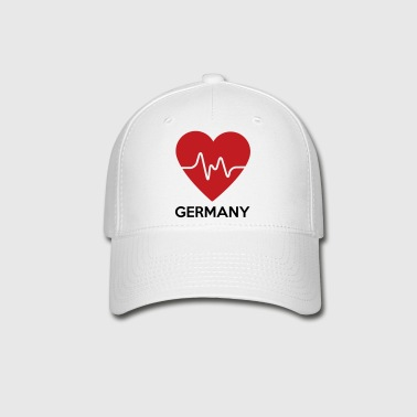 Heart Germany - Baseball Cap
