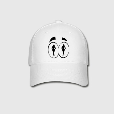 Woman Eyes - Baseball Cap