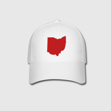 State of Ohio solid - Baseball Cap