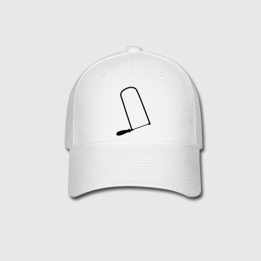 coping saw_st1 - Baseball Cap