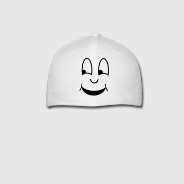 Laughing face / fun / joy - Baseball Cap