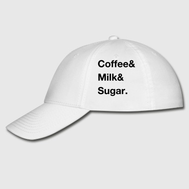 Ampersand Coffee Mug - Baseball Cap