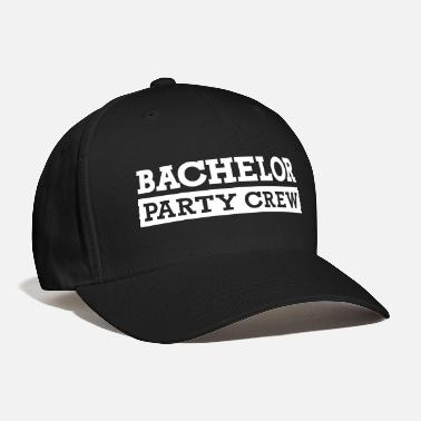 Bachelor Bachelor Party Crew - Baseball Cap
