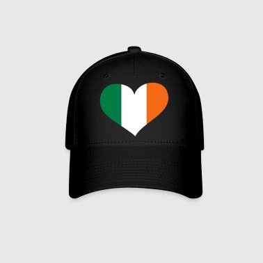 Ireland Heart; Love Ireland - Baseball Cap