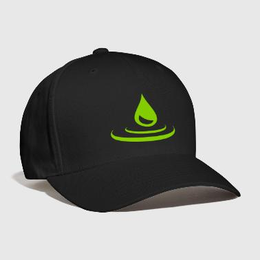 drop - water - Baseball Cap