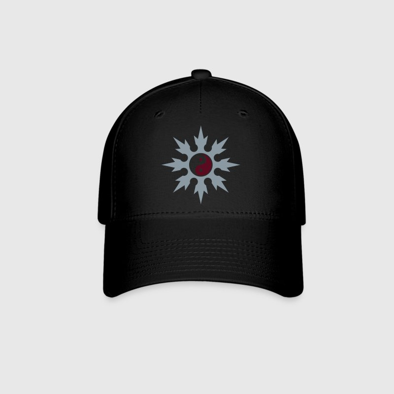 Throwing Star - Yin Yang - Baseball Cap