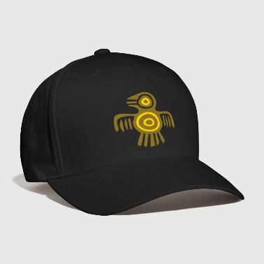 indian_culture_bird2 - Baseball Cap