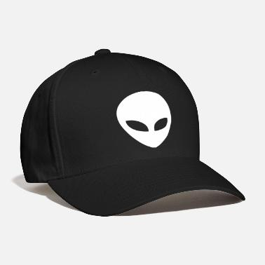 Alien Alien Head - Baseball Cap