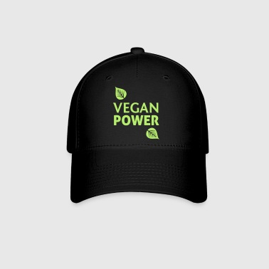 Vegan Power - Baseball Cap