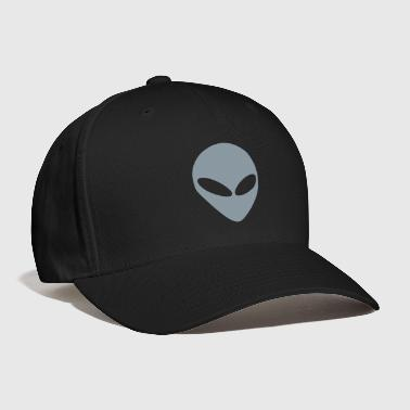 Alien Alien Face - Baseball Cap