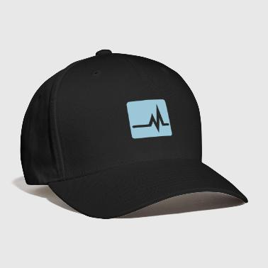 Heartbeat or Equalizer wave - Baseball Cap