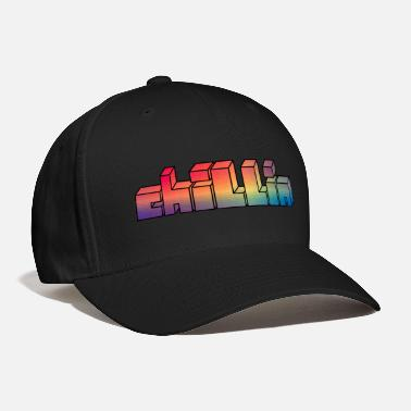 Just colourful chillin - Baseball Cap