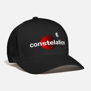 Constellation constelation by po - Baseball Cap