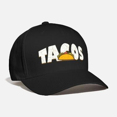 Food Tacos mexican food fast food - Baseball Cap