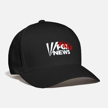 Fake Fox Fake News, the original fake - Baseball Cap