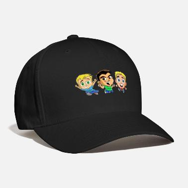 Hobby HobbyKids as Cartoons! - Baseball Cap