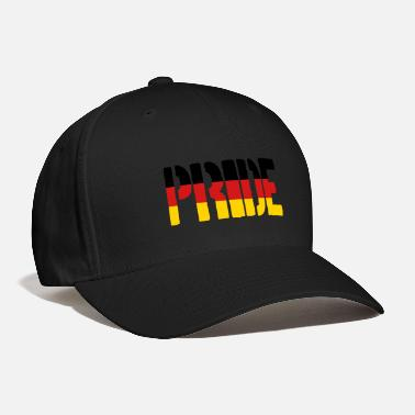 Bachelor Party Hockey PRIDE Germany Flag, Proud to be German - Baseball Cap