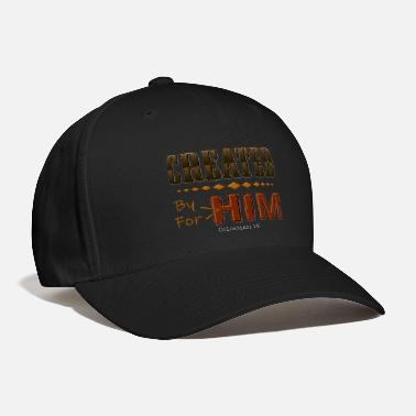 For Him Created By Him - Baseball Cap