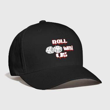 Casino Roll with US Casino Roll Casino Bonus Jackpot - Baseball Cap