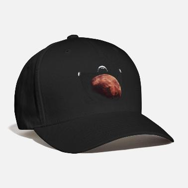 Space Astronaut Space Man cloth Mars Planet - Baseball Cap