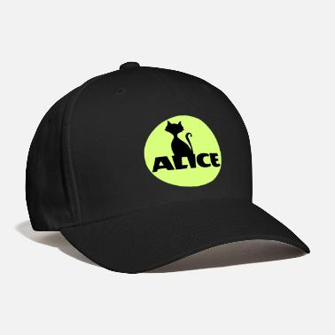 Name Day Alice First name Name Personal gift Name day - Baseball Cap