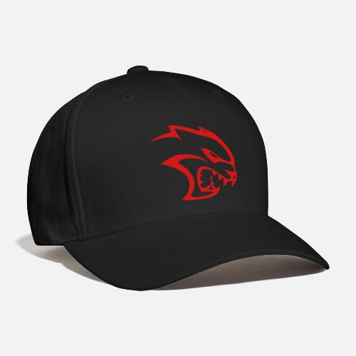 4c3bc5cee18 Charger Caps - HELLCAT - Baseball Cap black. Do you want to edit the design