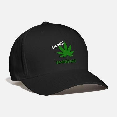 Smoke Weed Smoke Weed Everyday - Baseball Cap