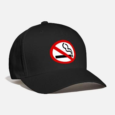 Smoking NO SMOKING - Baseball Cap