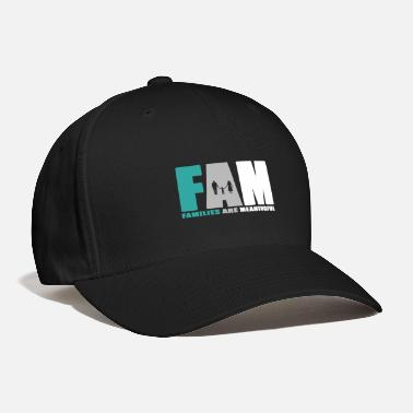 Trip Family day Family party Family holiday crest gift - Baseball Cap