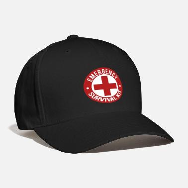 Emergency Exit Emergency Survival Kit - Baseball Cap