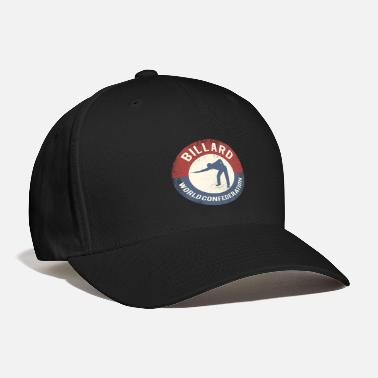 Sports billiard world sport - Baseball Cap