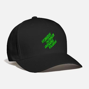 Shape nature green flowers shape gift - Baseball Cap