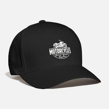 Motorcycle Couple Motorcycles Bring Couples Together - Baseball Cap