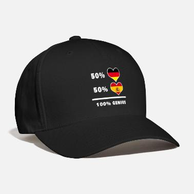 Spain Germany and Spain Ingenious / Gift - Baseball Cap