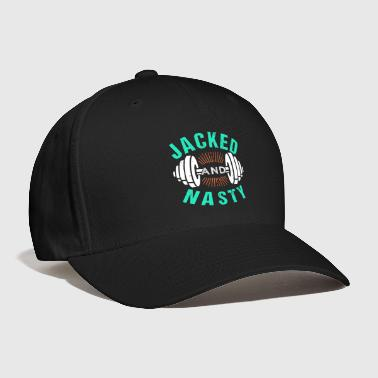 Jack Jacked And Nasty - Baseball Cap