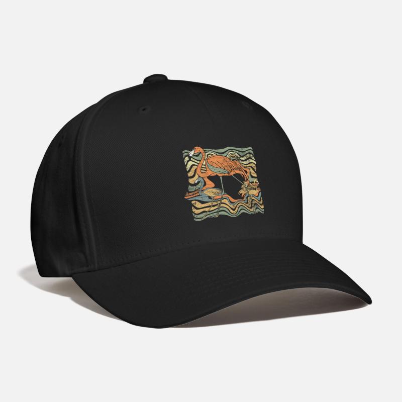 Gift Idea Caps - Flamingo - Baseball Cap black 25cc9dfac6d