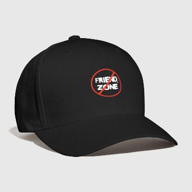 Prohibited Prohibited Friend Zone funny men - Baseball Cap