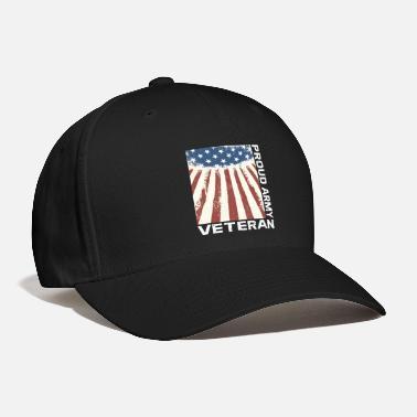 a30e1afebbc Army Proud Army Veteran T Shirt For Veterans Day - Baseball Cap