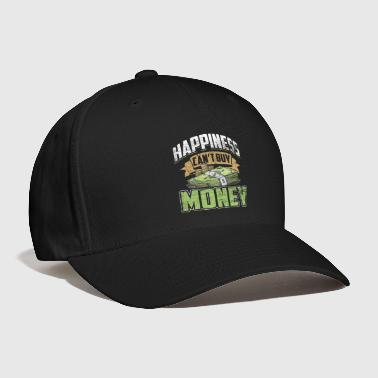 Cant Happiness Cant Buy Money - Baseball Cap