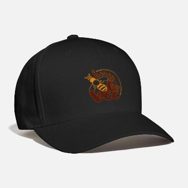 Honey Bee Bee honey Crown honey queen bee queen - Baseball Cap