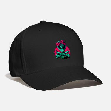 Gangster alien gangster - Baseball Cap