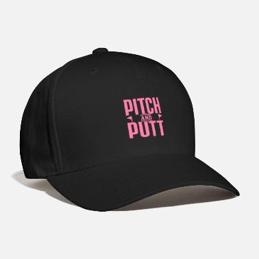Pitch Pitch and Putt Pitch and Putt Pitch and Putt - Baseball Cap