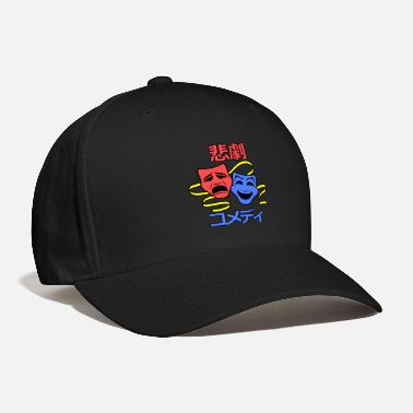 Comedy comedy and tragedy - Baseball Cap
