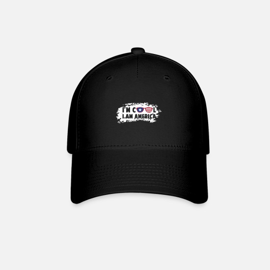 Dday Caps - 4th of july - Baseball Cap black
