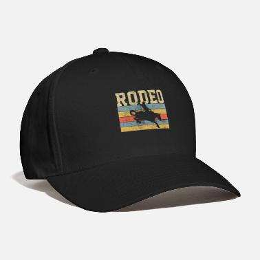 Western Bull Riding - Baseball Cap