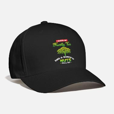 Funny Family Family tree - funny family saying - Baseball Cap