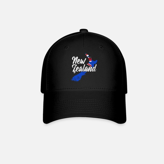Gift Idea Caps - New Zealand - Baseball Cap black