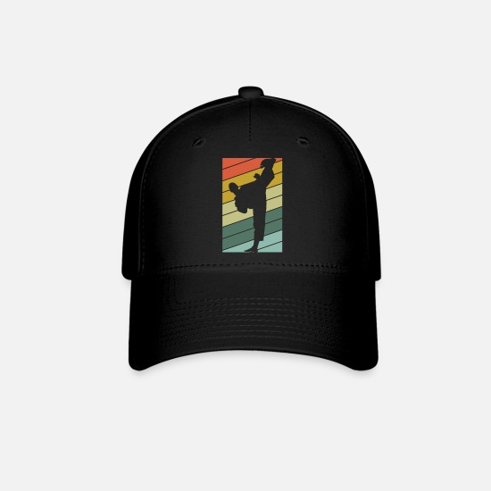Martial Arts Caps - Karate - Baseball Cap black