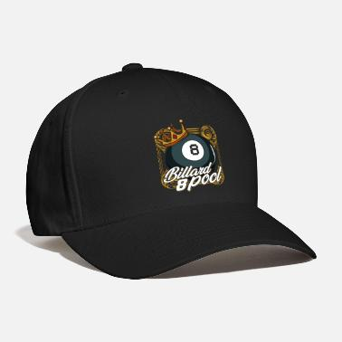 Ball Billiards - Baseball Cap