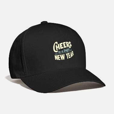 New Year New Year New Year's Eve - Baseball Cap